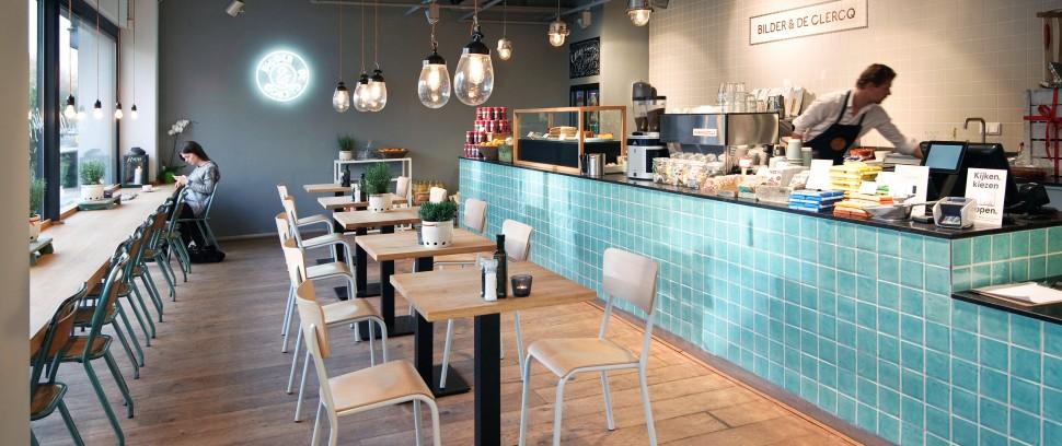 Foodie Route: <br>Van ontbijt tot diner