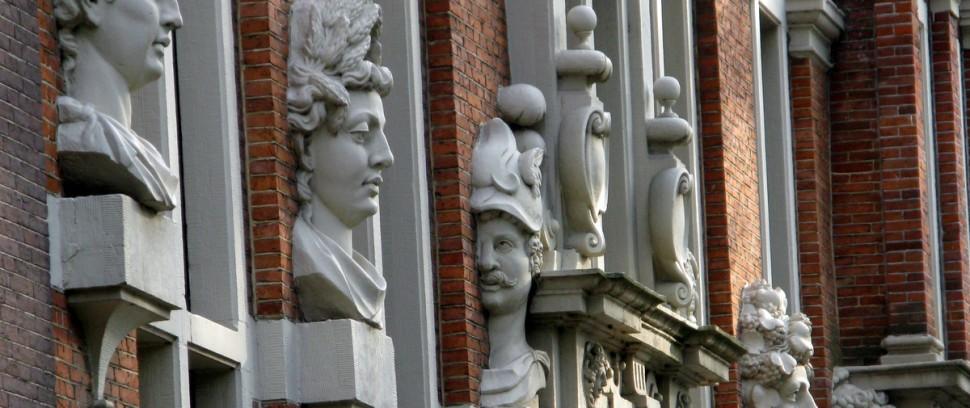 Architectonische Route: De meest bijzondere huizen