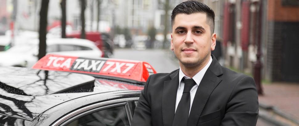 Insider: Op pad met taxichauffeur Sadi Karadag
