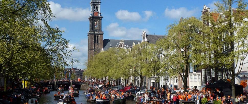 De Koningsnacht en -dag Route: Feest voor onze Willem-Alexander
