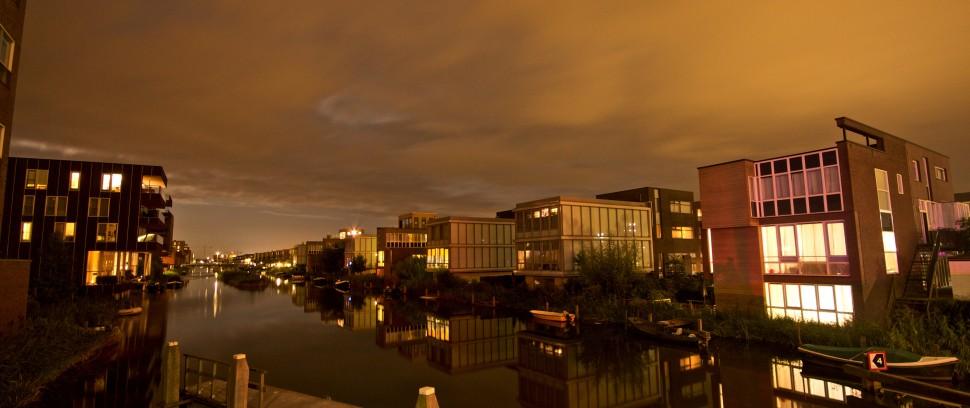 De IJburg-Route: We willen ook eens een ander stukje Amsterdam zien