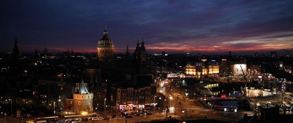 Dakterrassen-Route: Genieten van Amsterdam op een ander niveau