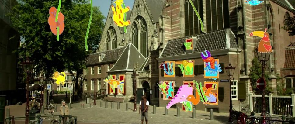 Winactie: Win een illustratie van je favoriete Amsterdamse plek, maar dan nóg leuker