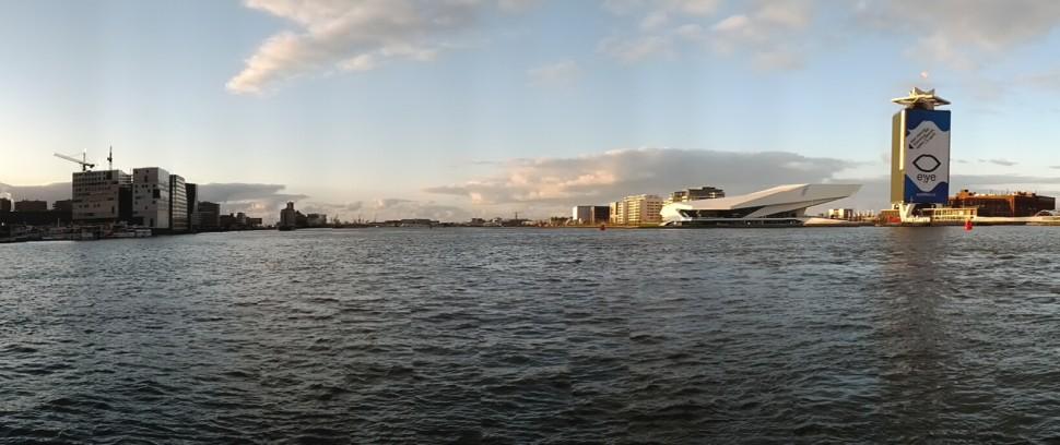 Amsterdam Noord-Route: Hippe plekken bezoeken omdat het kan