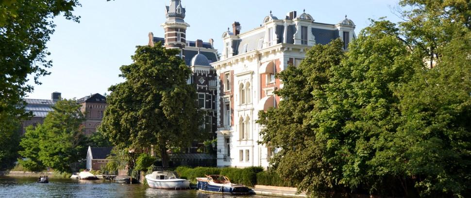 De Amsterdam-Zuid Route: Baden in luxe en groen