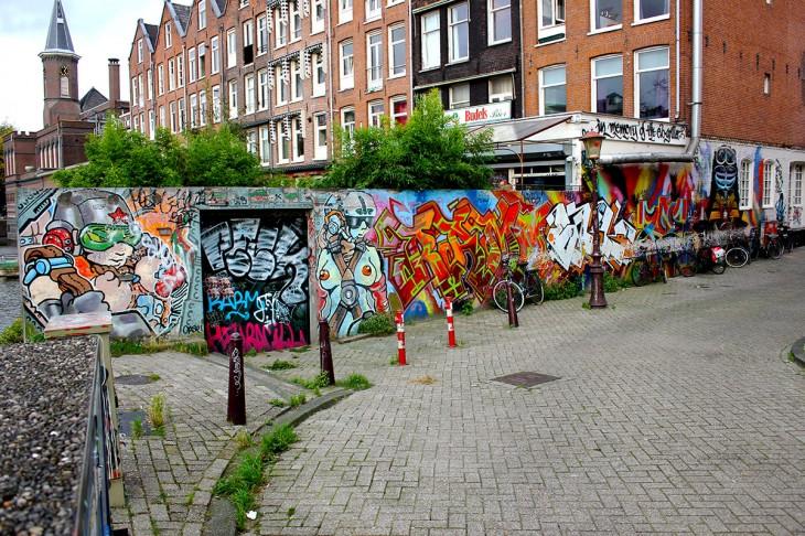straat amsterdam west