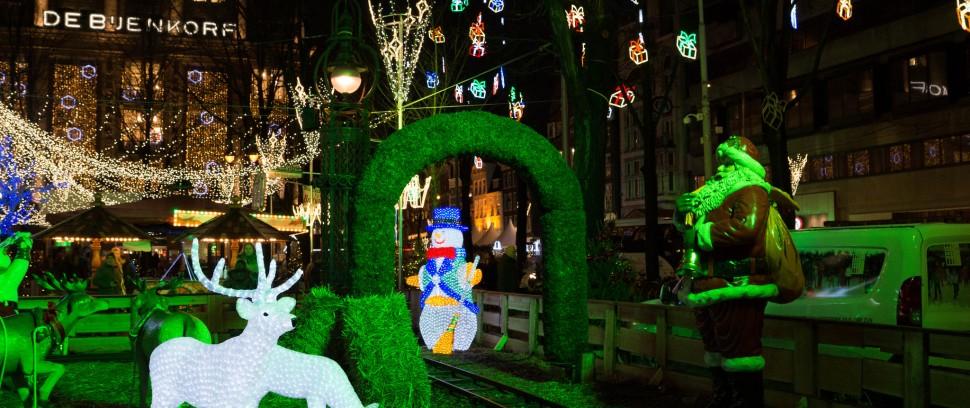 De Kerstmarkt-Route: Glühwein, kou, gezelligheid en nutteloze dingen shoppen