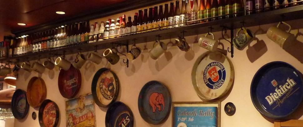 500 verschillende soorten bier? HIER!