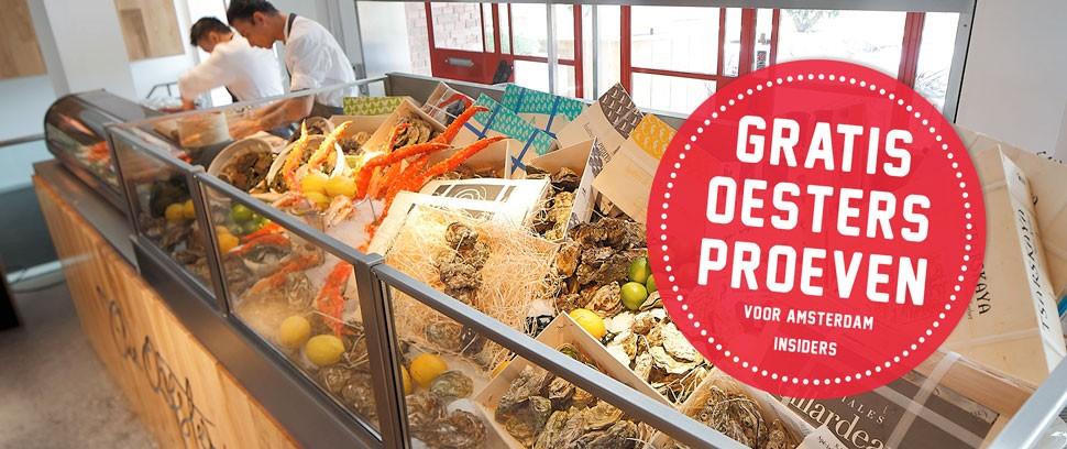 Tsaar-waardige oesters en de allerlekkerste sushi bij The Oyster Club