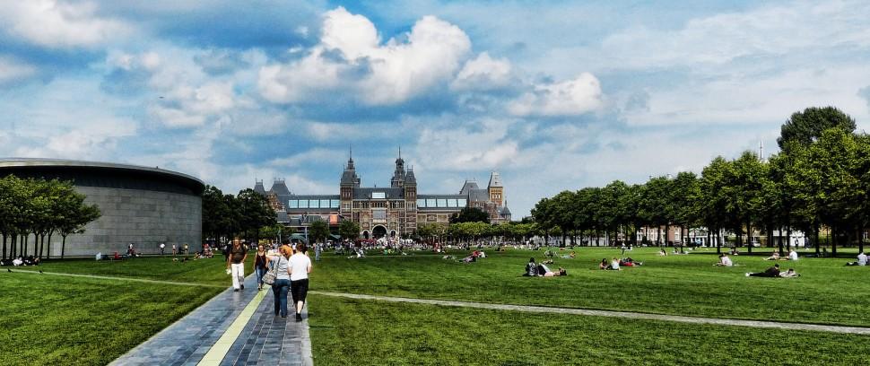 De 5 leukste plekken van het Museumplein