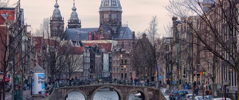 Binnen gluren in de mooiste gebouwen van Amsterdam