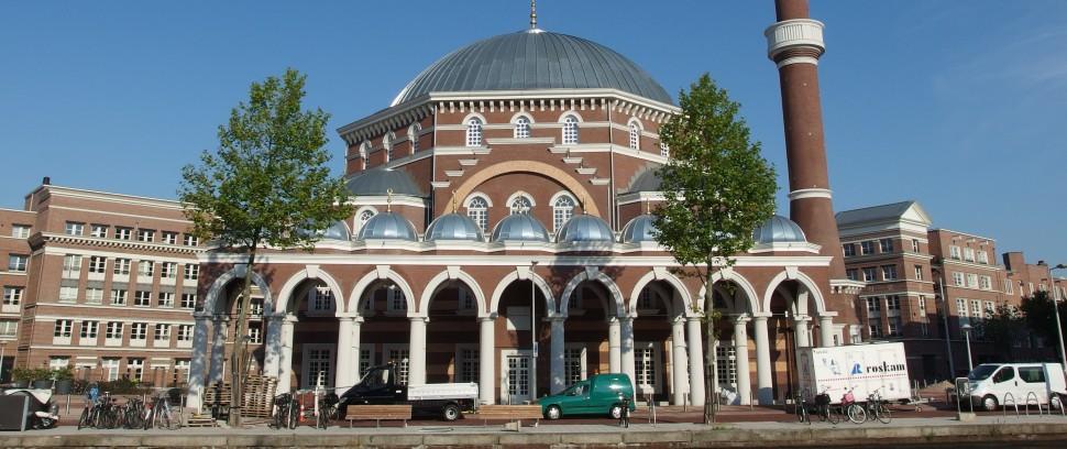 De 5 mooiste religieuze gebouwen in Amsterdam