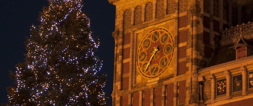 Kerst in Amsterdam