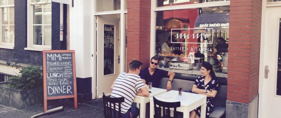 Verborgen in het centrum: MiMi – Latteria Milanese