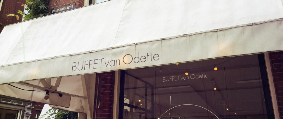 Inside… BUFFET van Odette