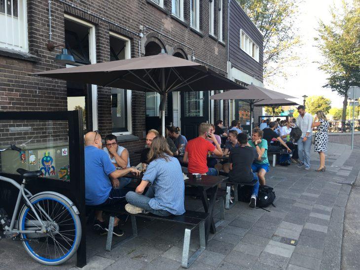 Oost vs west de beste brouwerij amsterdam inside for Beste shoarma amsterdam oost
