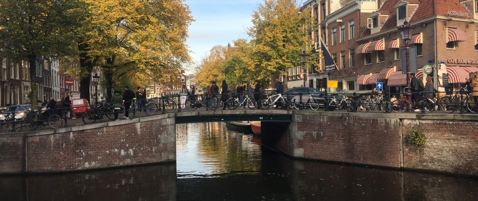 De 10 mooiste bruggen van Amsterdam